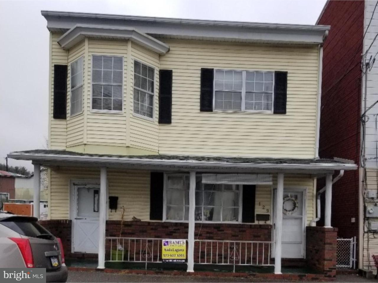 Single Family Home for Sale at 129 N 2ND Street St. Clair, Pennsylvania 17970 United States