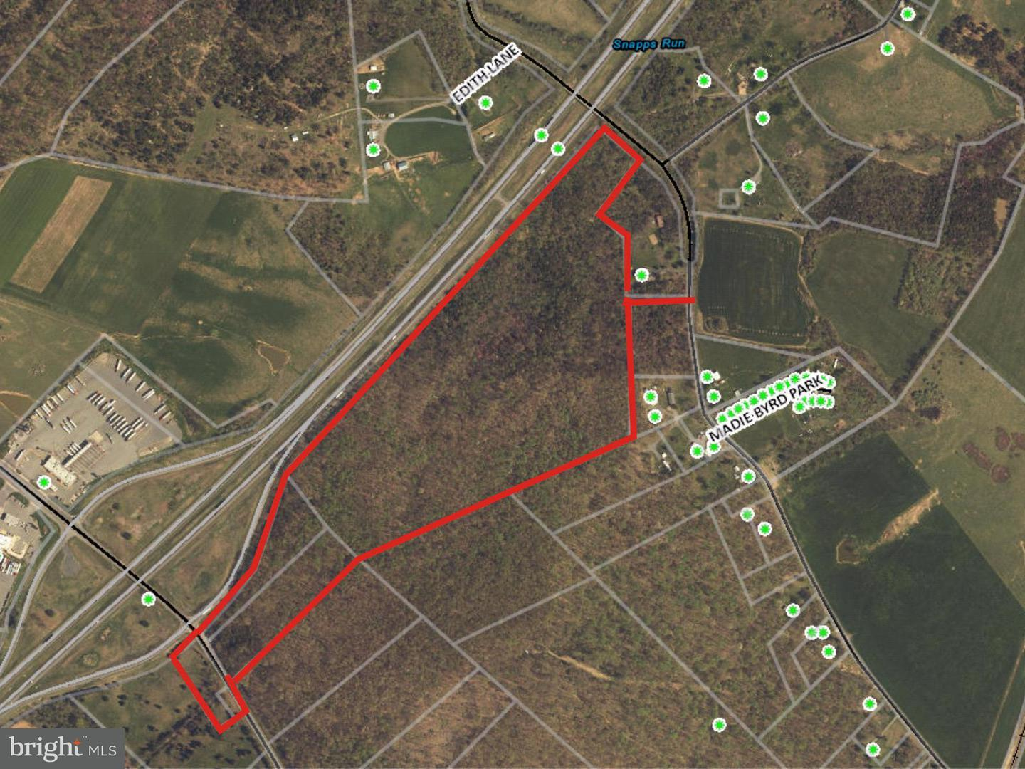 Land for Sale at 0 Mount Olive Road Toms Brook, Virginia 22660 United States