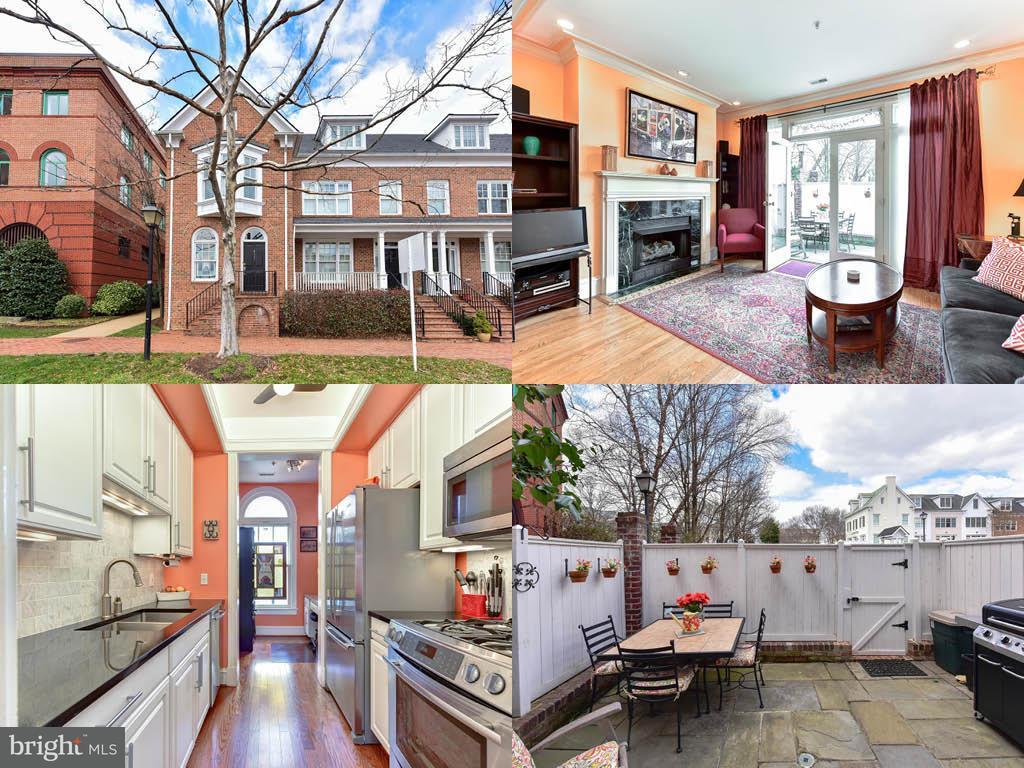 Single Family for Sale at 952 Washington St N Alexandria, Virginia 22314 United States
