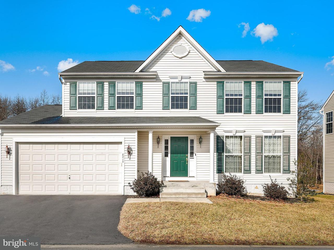 Villa per Vendita alle ore 8414 Arctic Circle Drive 8414 Arctic Circle Drive Jessup, Maryland 20794 Stati Uniti