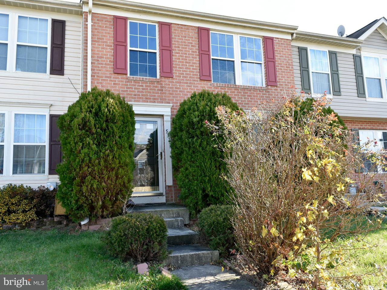 Other Residential for Rent at 537 Macintosh Cir Joppa, Maryland 21085 United States