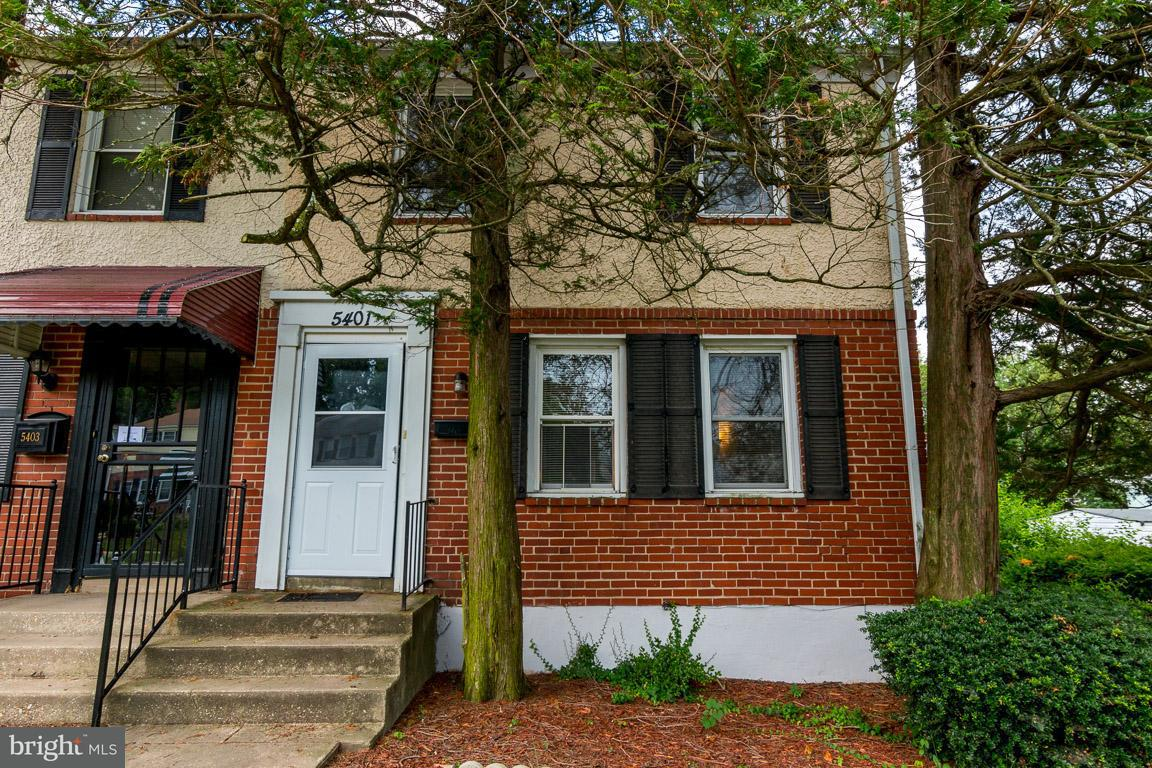 Single Family for Sale at 5401 Belle Vista Ave Baltimore, Maryland 21206 United States