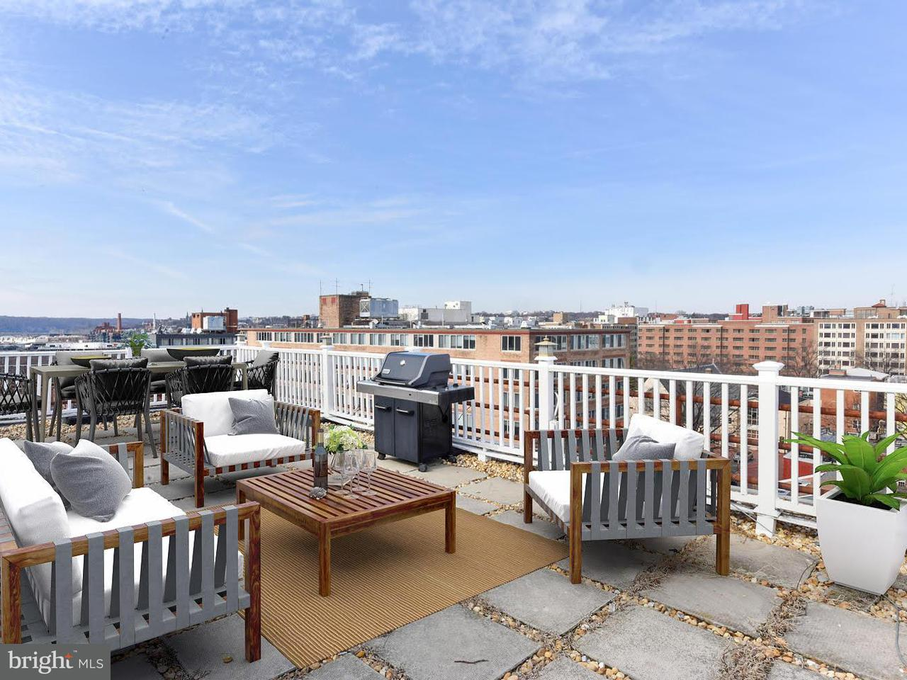 Condominium for Sale at 2405 I St Nw #8c 2405 I St Nw #8c Washington, District Of Columbia 20037 United States