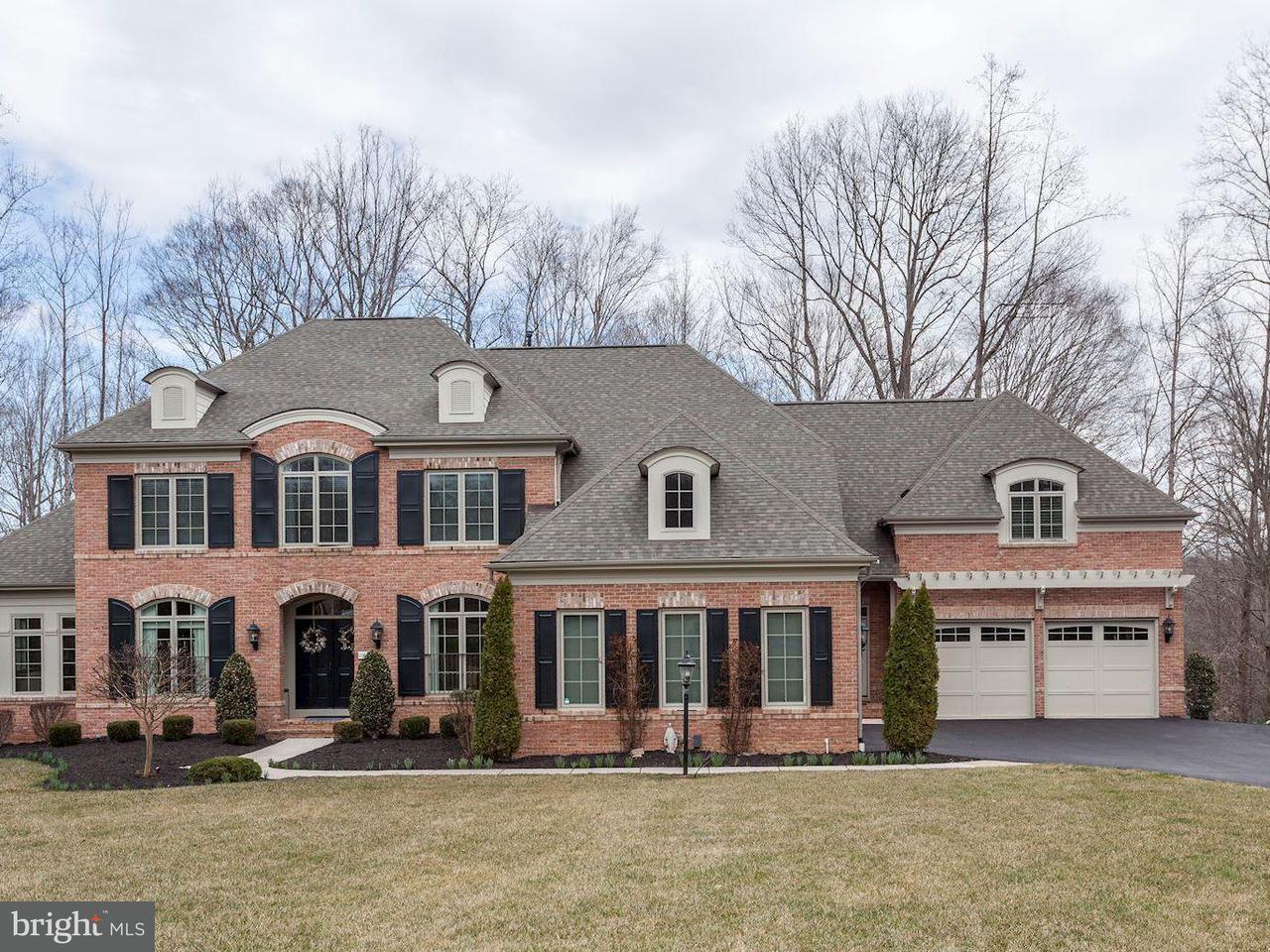 Casa Unifamiliar por un Venta en 11647 Chanceford Drive 11647 Chanceford Drive Woodbridge, Virginia 22192 Estados Unidos