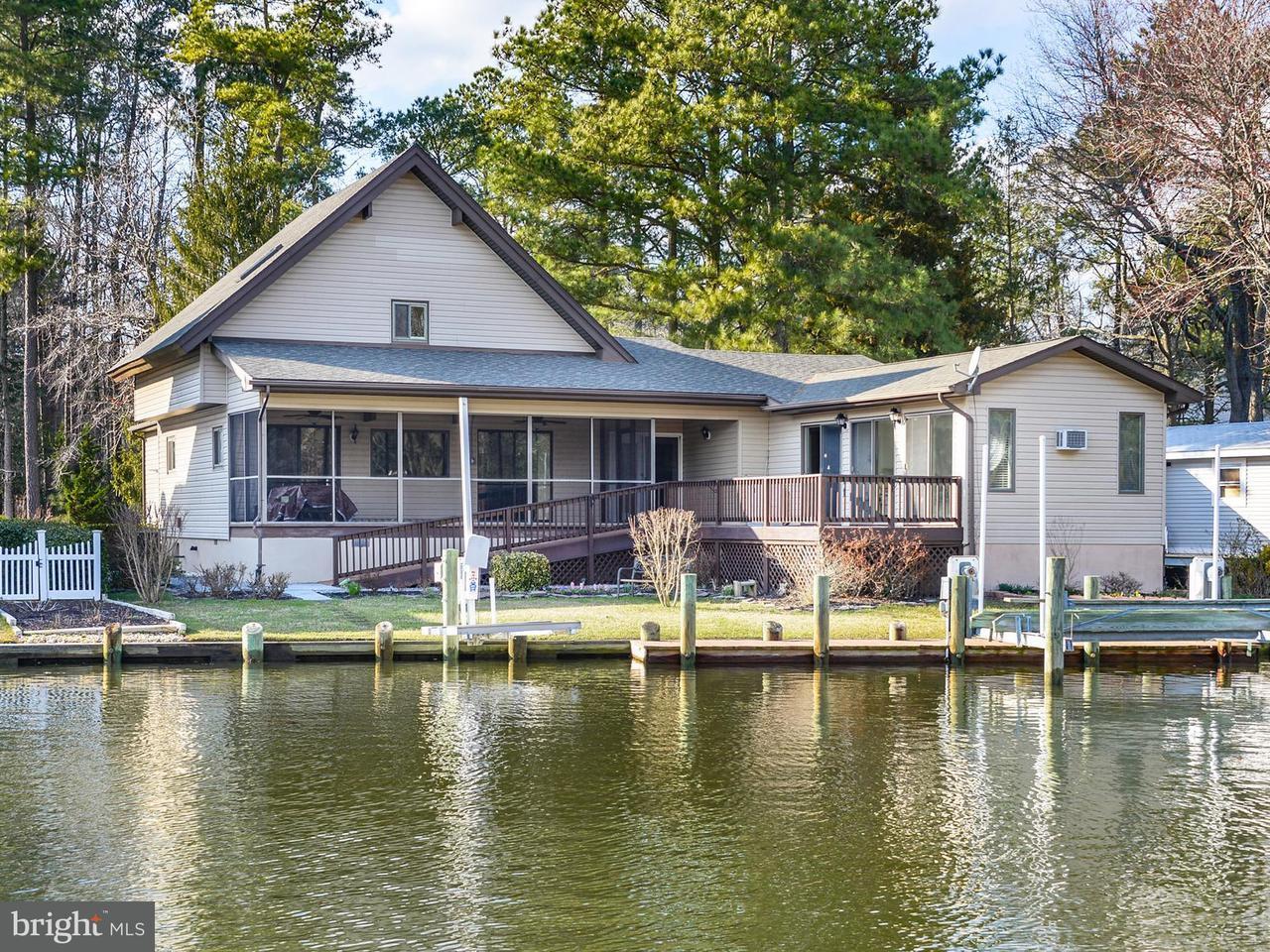 独户住宅 为 销售 在 92 Newport Drive 92 Newport Drive Ocean Pines, 马里兰州 21811 美国