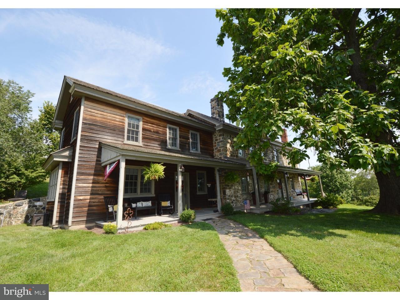 Enfamiljshus för Försäljning vid 1427 ASHLAND CLINTON SCHOOL Road Hockessin, Delaware 19707 Usa