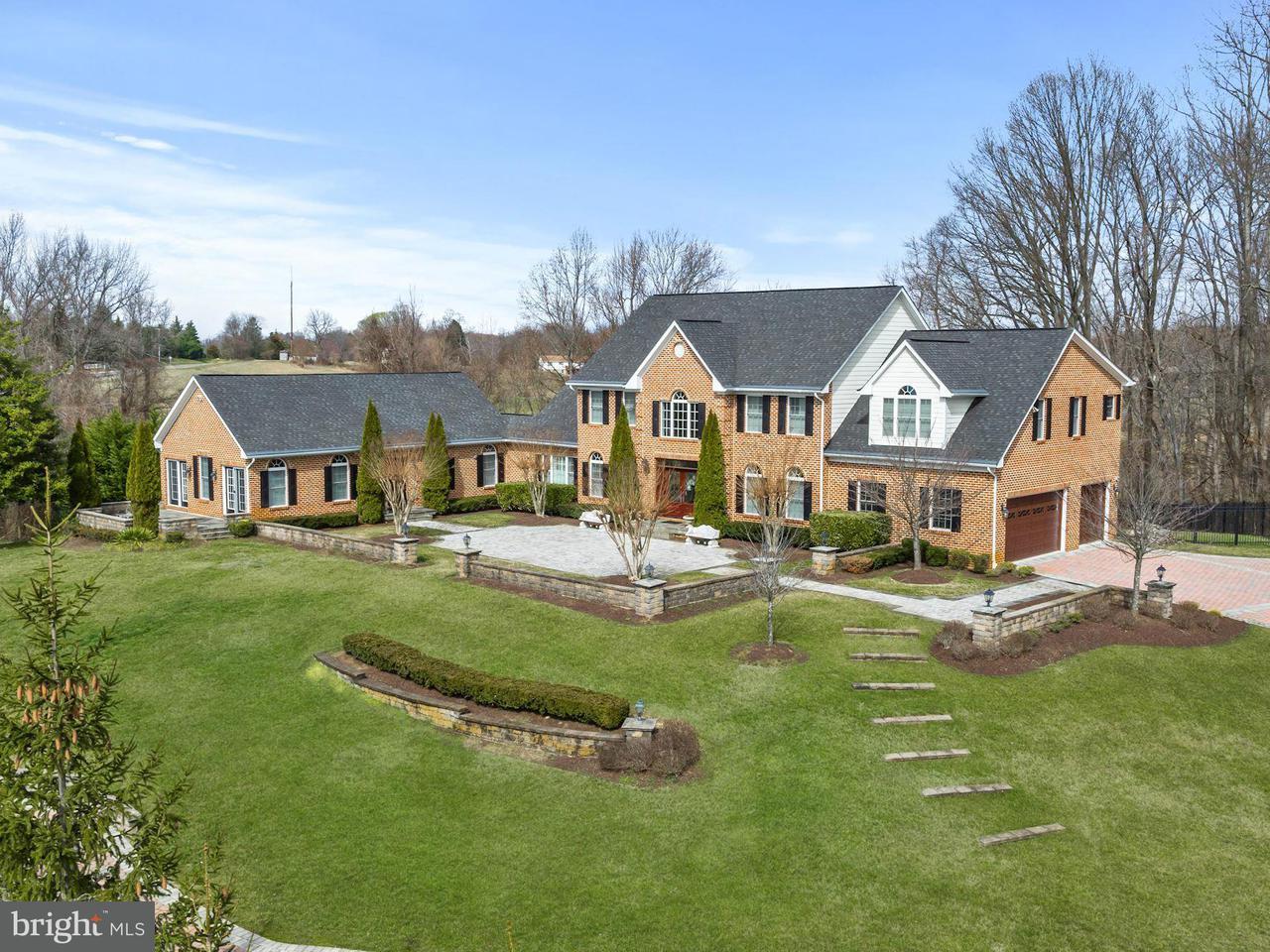 獨棟家庭住宅 為 出售 在 3587 Birdsville Road 3587 Birdsville Road Davidsonville, 馬里蘭州 21035 美國