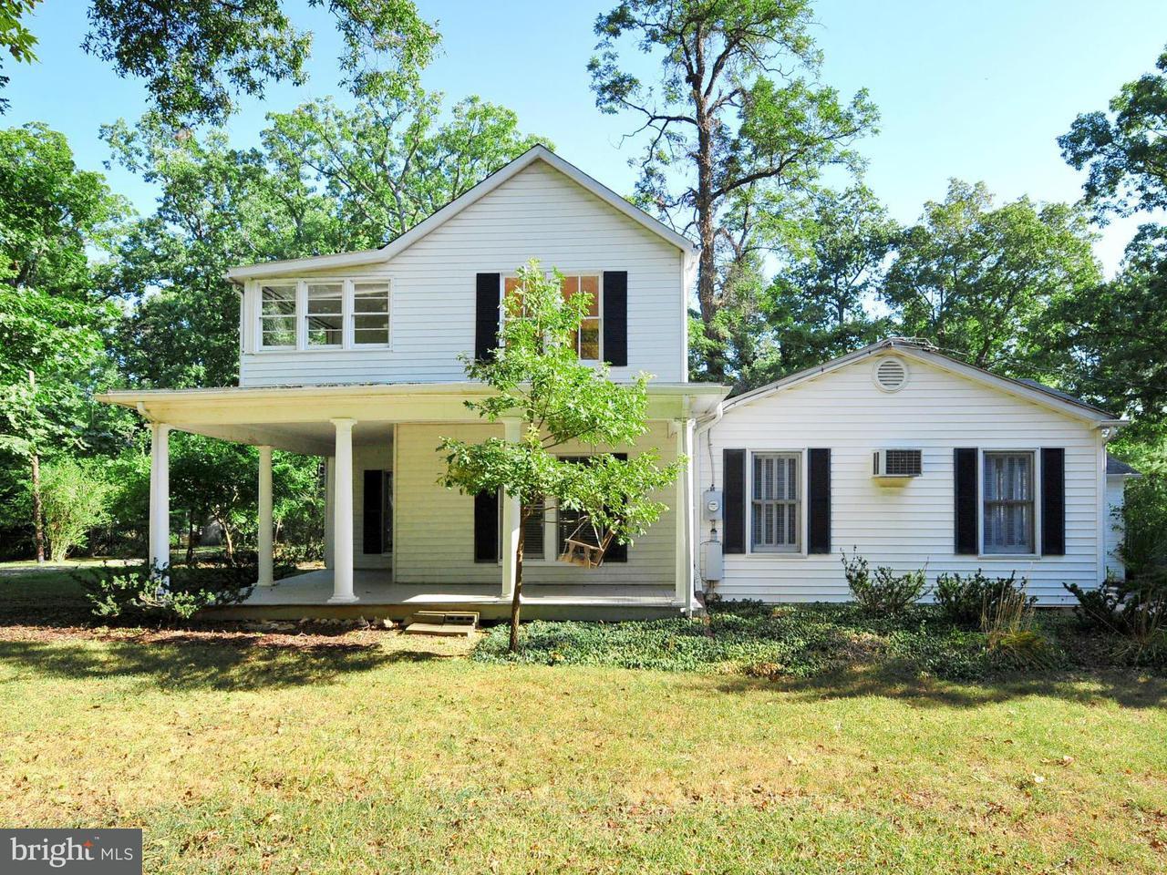 Single Family Home for Sale at 117 Grove Avenue 117 Grove Avenue Washington Grove, Maryland 20880 United States