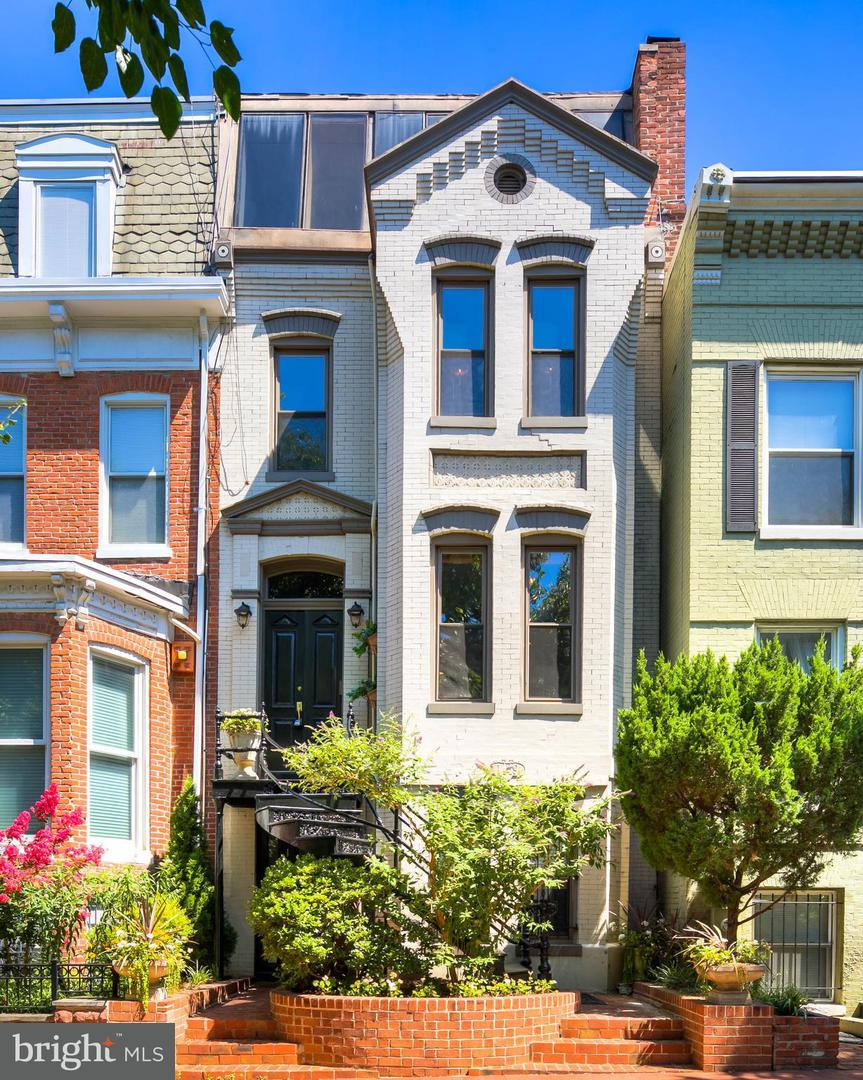 Single Family for Sale at 1449 Corcoran St NW #2 Washington, District Of Columbia 20009 United States