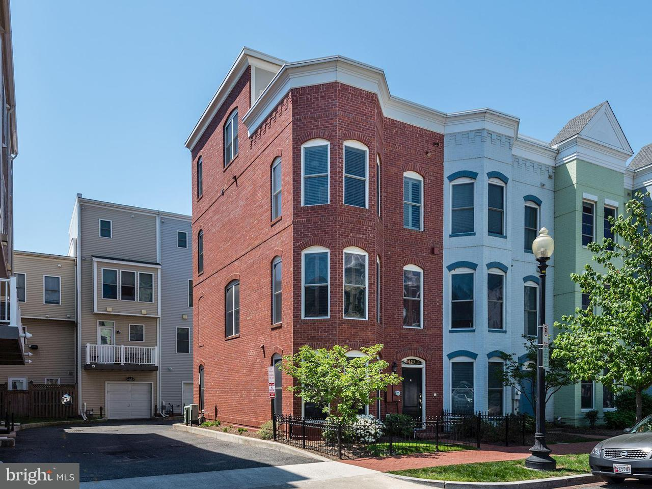 Single Family for Sale at 419 K St SE Washington, District Of Columbia 20003 United States