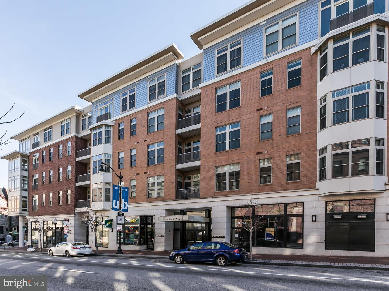 Condominium for Sale at 1209 Charles St #316 Baltimore, Maryland 21201 United States