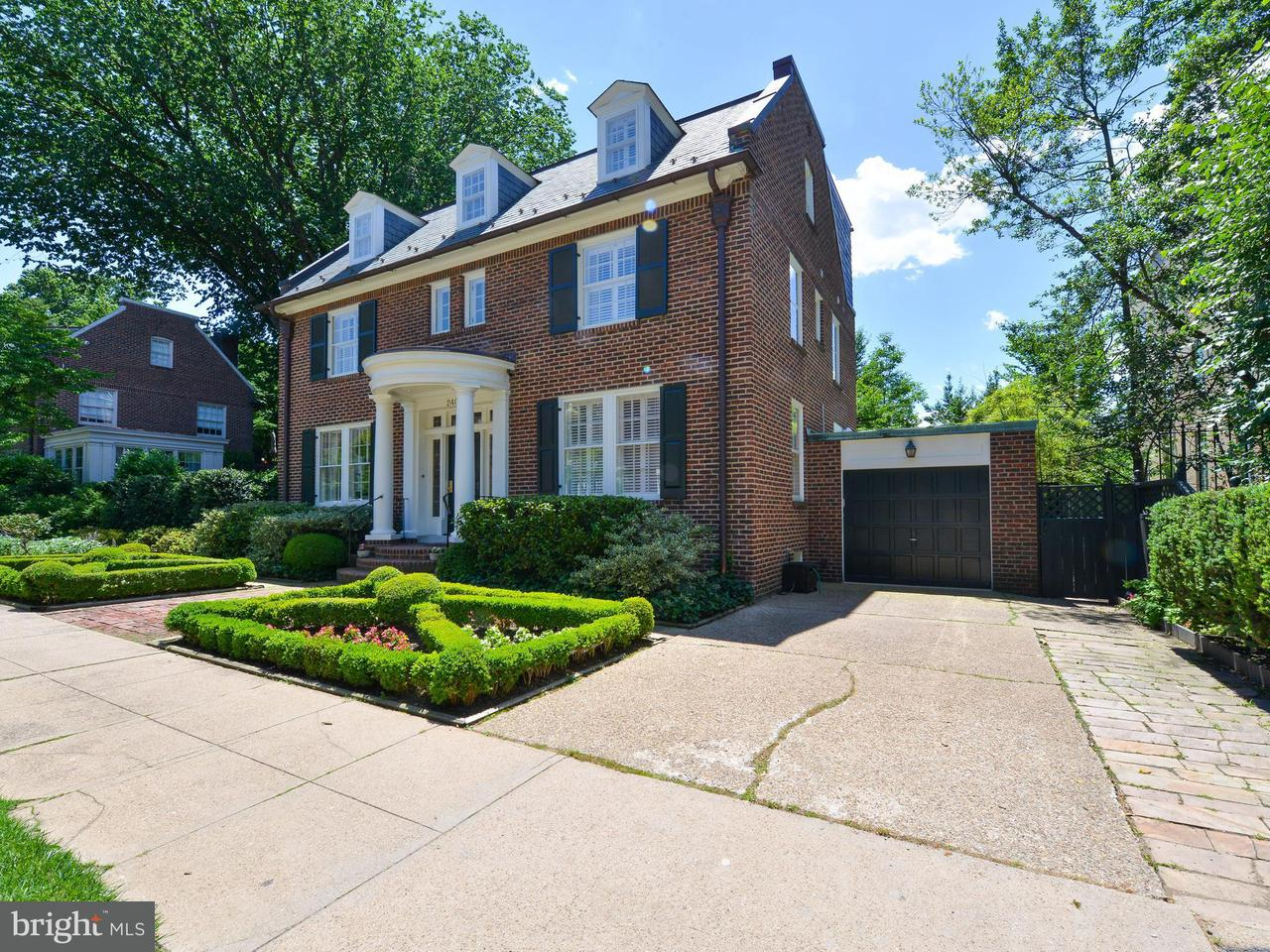 Single Family for Sale at 2408 California St NW Washington, District Of Columbia 20008 United States