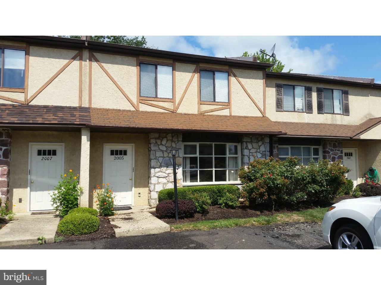 Duplex for Rent at 2005 JASON DR #A Huntingdon Valley, Pennsylvania 19006 United States
