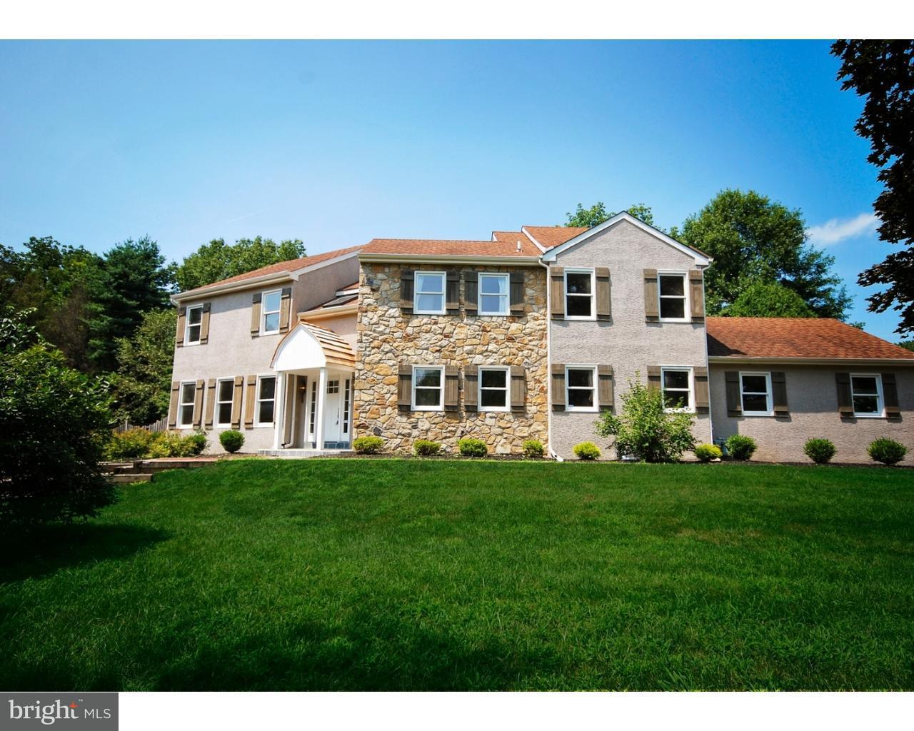 独户住宅 为 出租 在 455 RED COAT Lane 韦恩, 宾夕法尼亚州 19087 美国