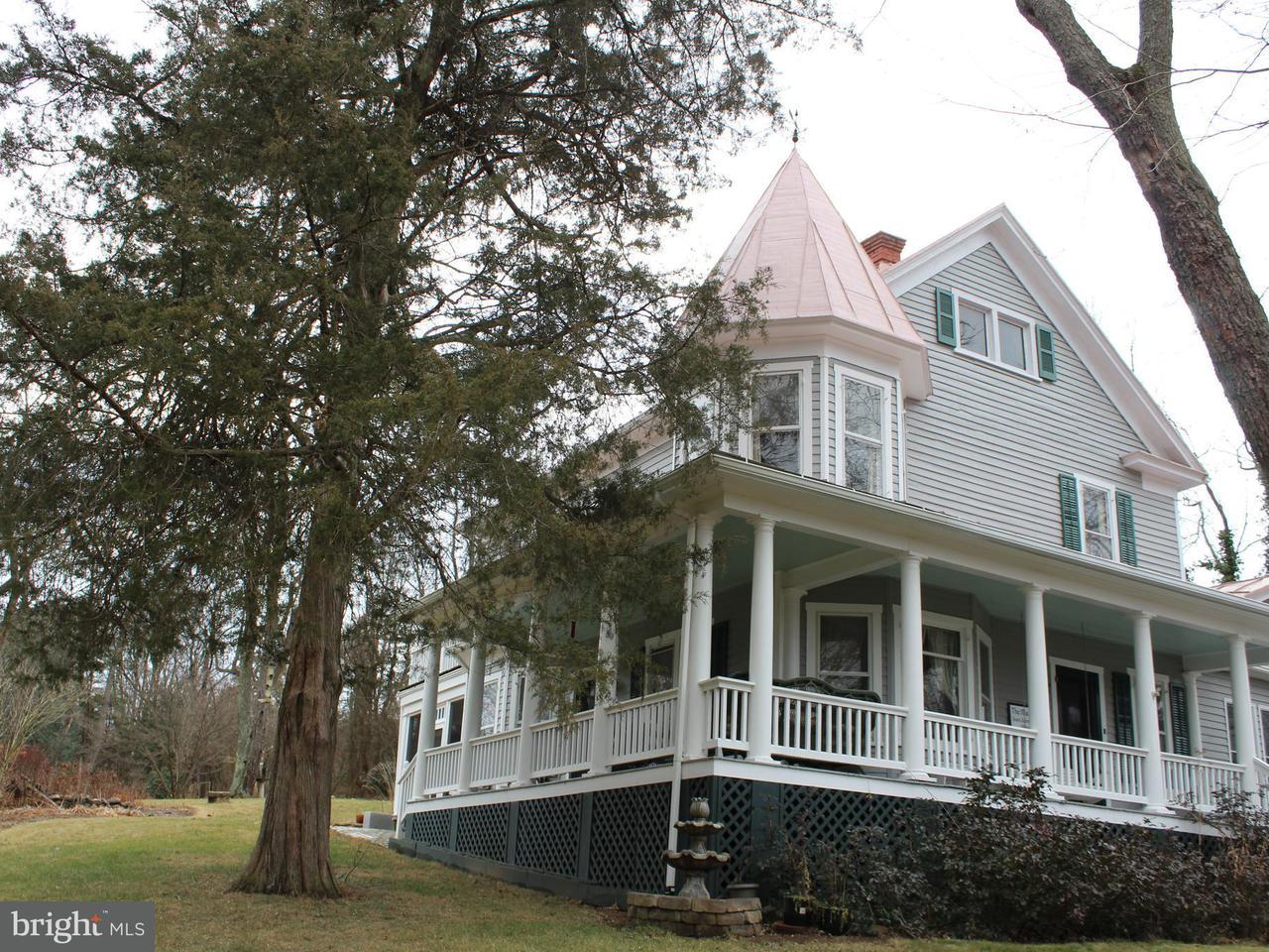 Maison unifamiliale pour l Vente à 175 Rodgers Road 175 Rodgers Road Rileyville, Virginia 22650 États-Unis