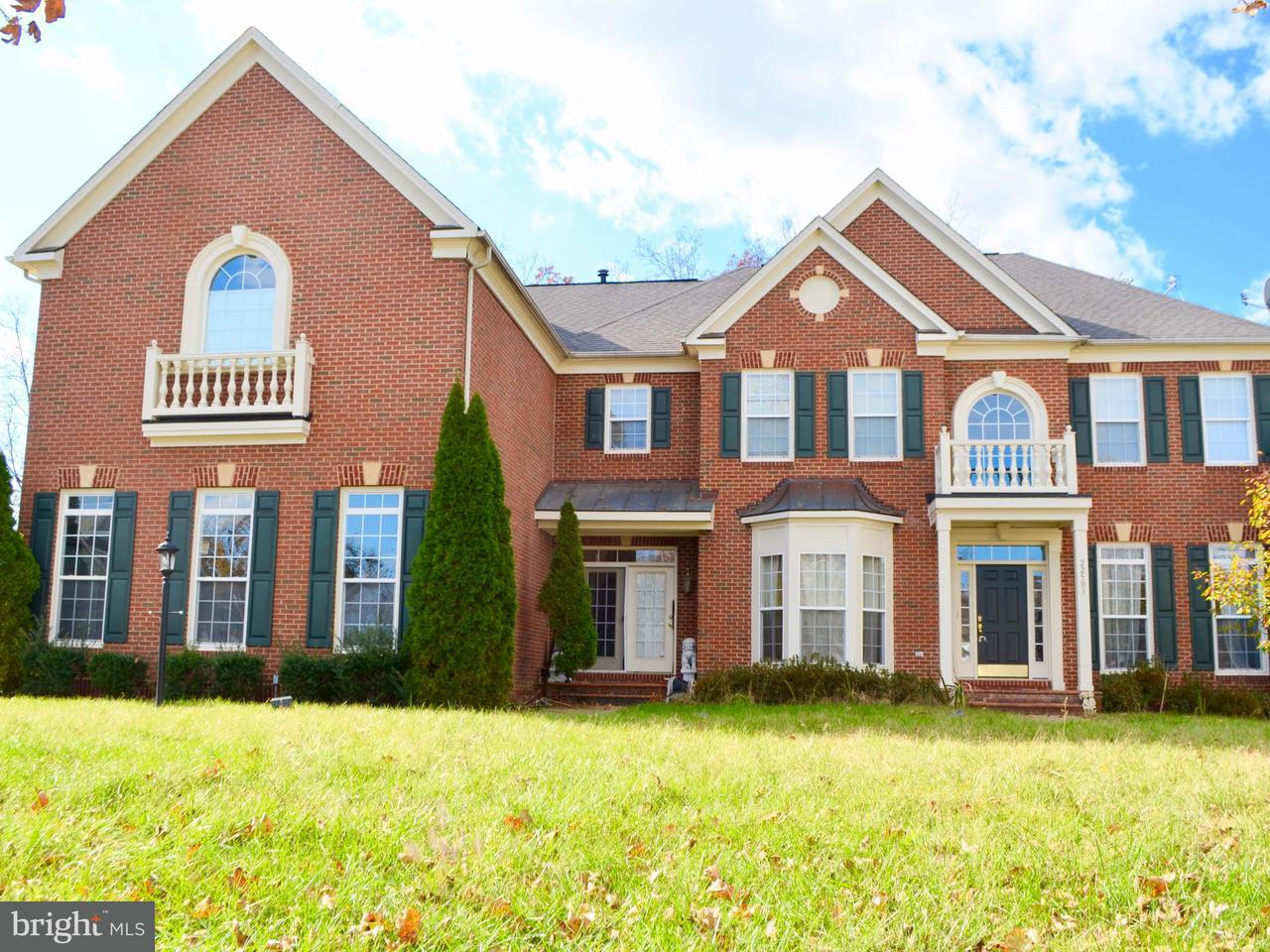 Single Family Home for Sale at 22503 Pine Top Court 22503 Pine Top Court Ashburn, Virginia 20148 United States
