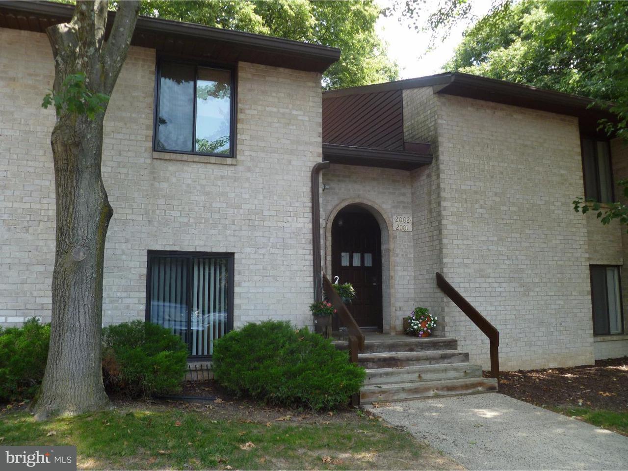 Casa Unifamiliar por un Alquiler en 2001 ASPEN CIR #2001LE Springfield, Pennsylvania 19064 Estados Unidos