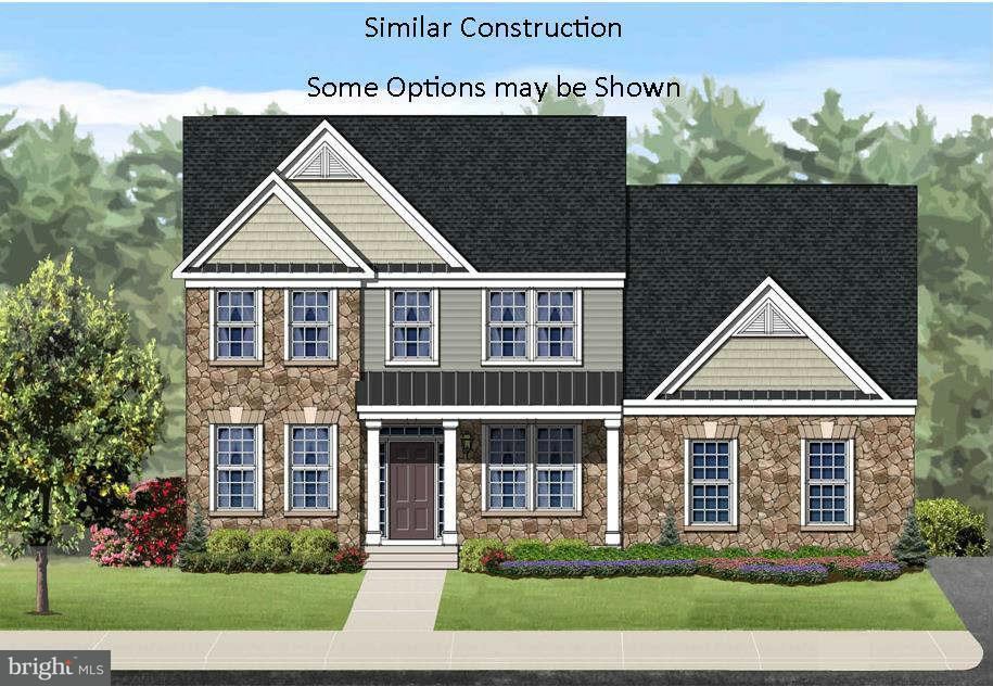 Additional photo for property listing at 0 Five Forks Dr #fairfax Ii Plan  Harpers Ferry, West Virginia 25425 United States