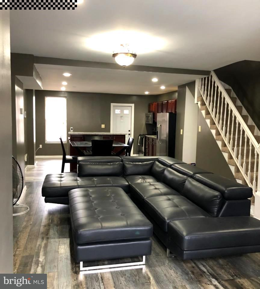Single Family for Sale at 918 Bonaparte Ave Baltimore, Maryland 21218 United States