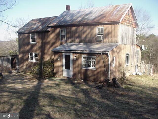 Farm for Sale at 2715 Little Cacapon Mountain Rd Points, West Virginia 25437 United States