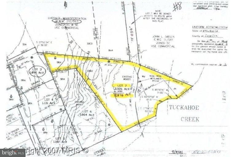 Land for Sale at Morgan St Queen Anne, Maryland 21657 United States