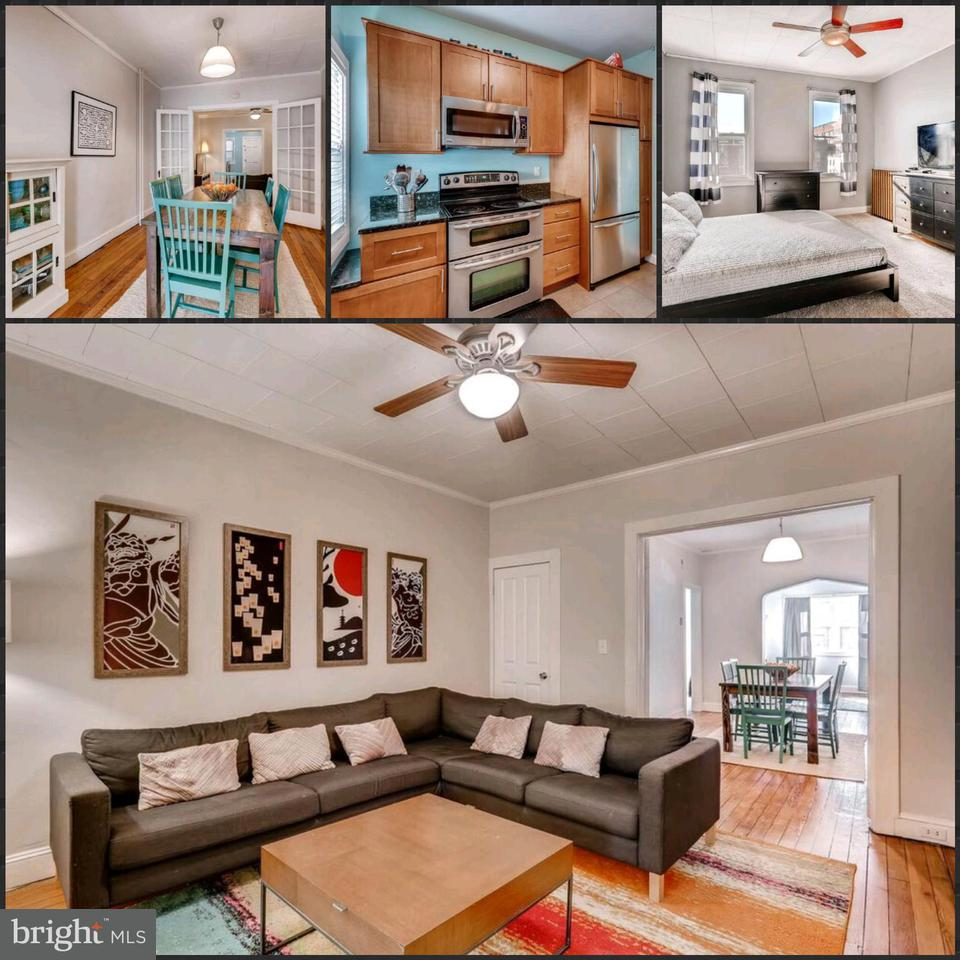 Single Family for Sale at 205 East Ave S Baltimore, Maryland 21224 United States