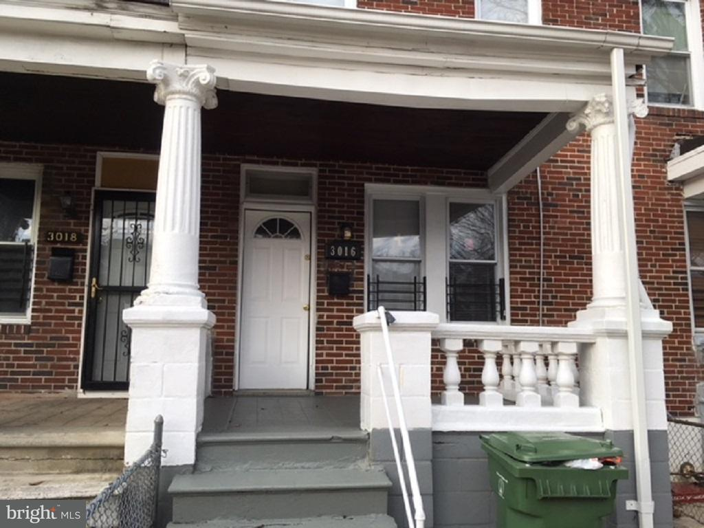 Single Family for Sale at 3016 W. Garrison Ave Baltimore, Maryland 21215 United States