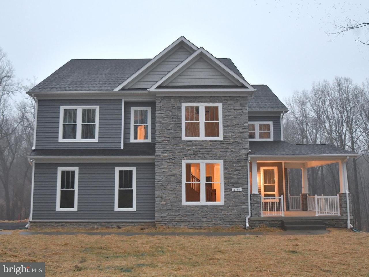 Eensgezinswoning voor Verkoop een t 3225 Sharon Road 3225 Sharon Road Jarrettsville, Maryland 21084 Verenigde Staten