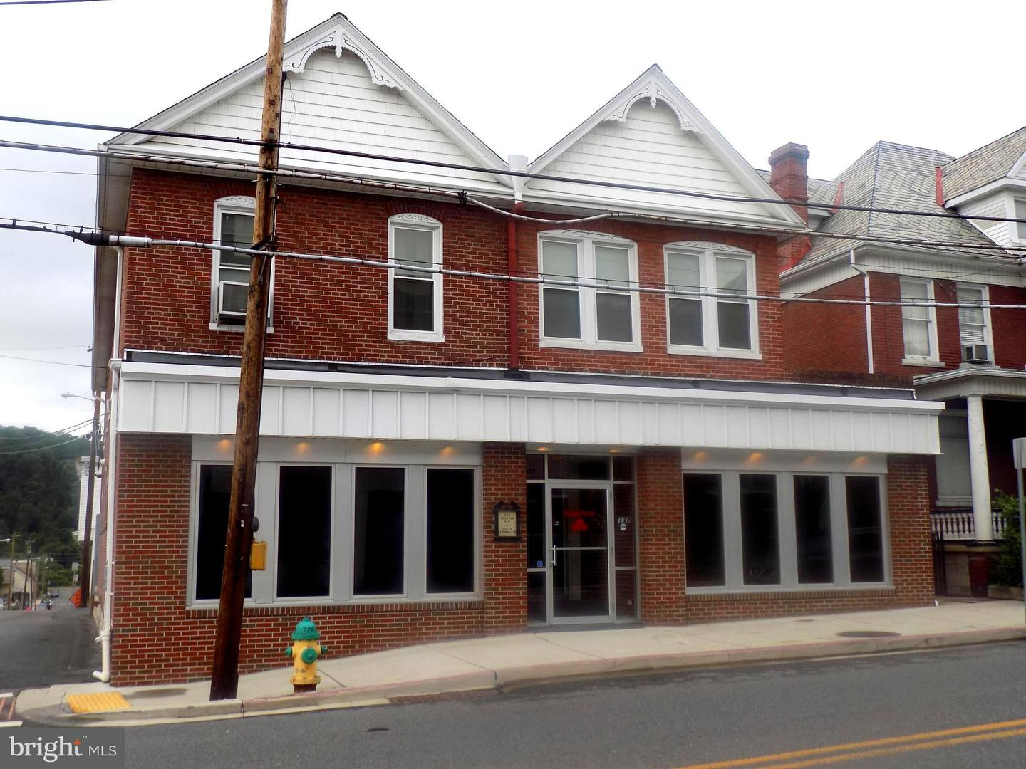Commercial for Sale at 137 Virginia Ave Cumberland, Maryland 21502 United States