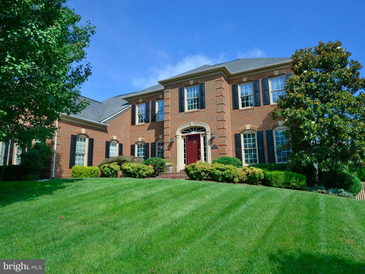 Single Family Home for Sale at 21028 Glendower Court 21028 Glendower Court Ashburn, Virginia 20147 United States
