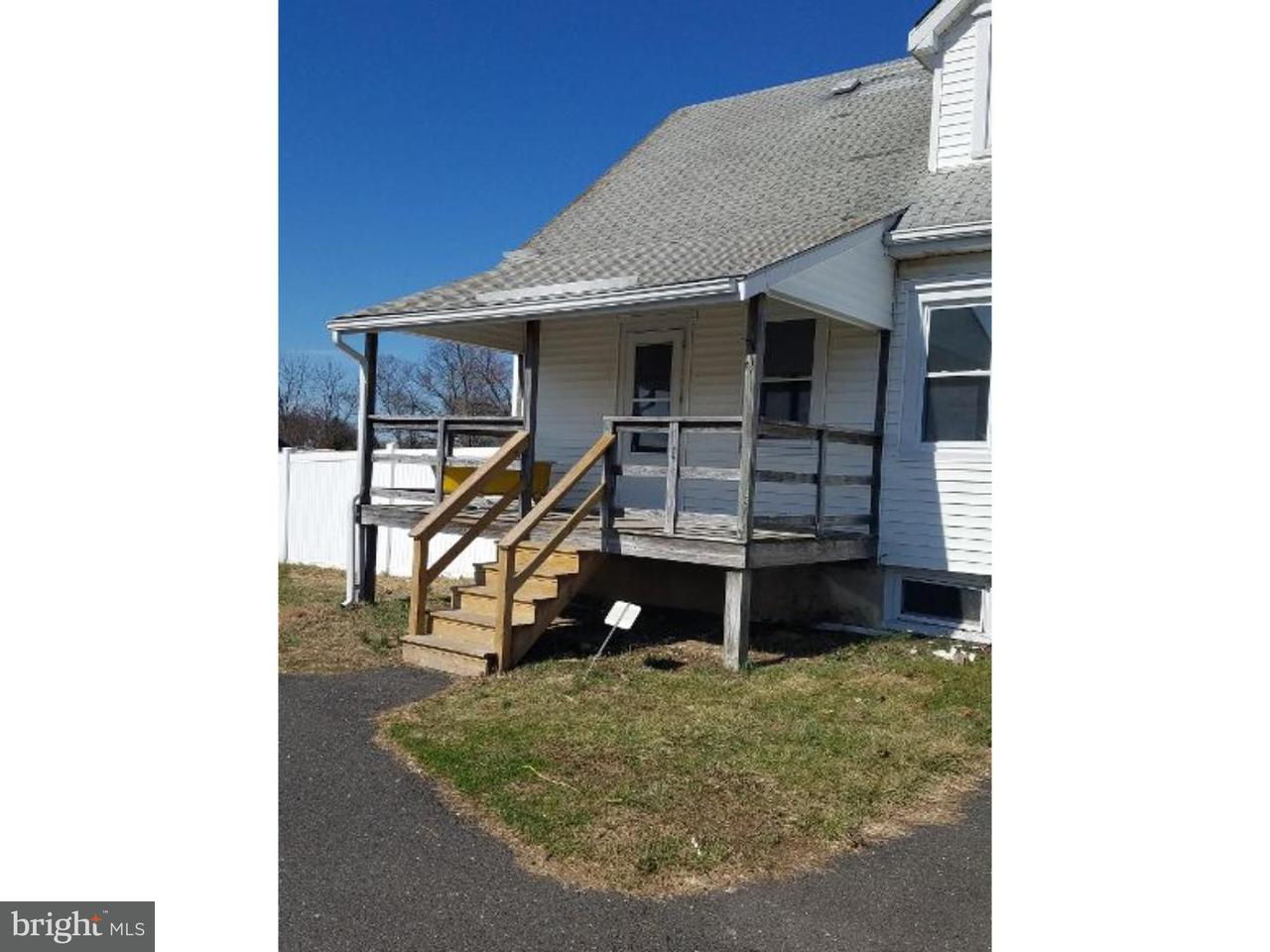 Single Family Home for Rent at 1537 N TUCKAHOE Road Williamstown, New Jersey 08094 United StatesMunicipality: Monroe Township