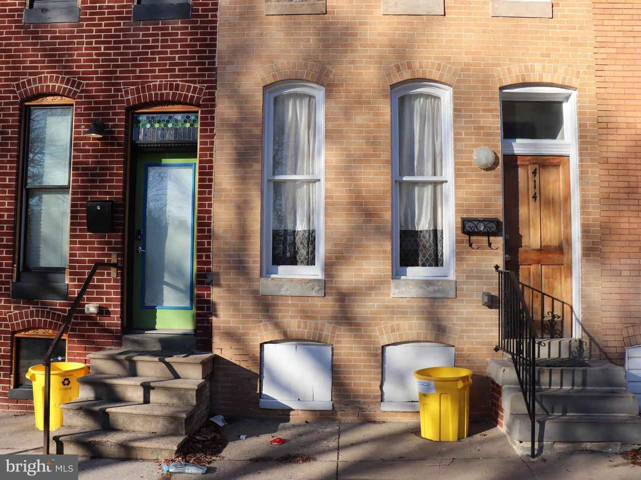 Other Residential for Rent at 414 E Lanvale St Baltimore, Maryland 21202 United States