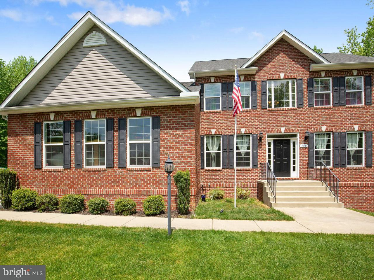 Single Family for Sale at 350 Troop Ct Sunderland, Maryland 20689 United States