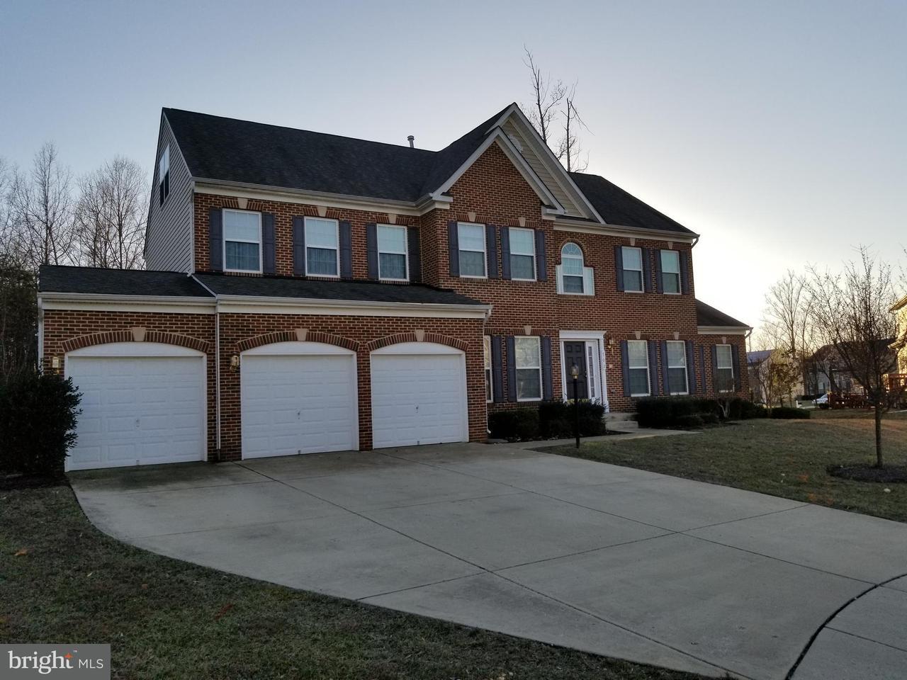 Частный односемейный дом для того Продажа на 702 Manokeek Court 702 Manokeek Court Accokeek, Мэриленд 20607 Соединенные Штаты