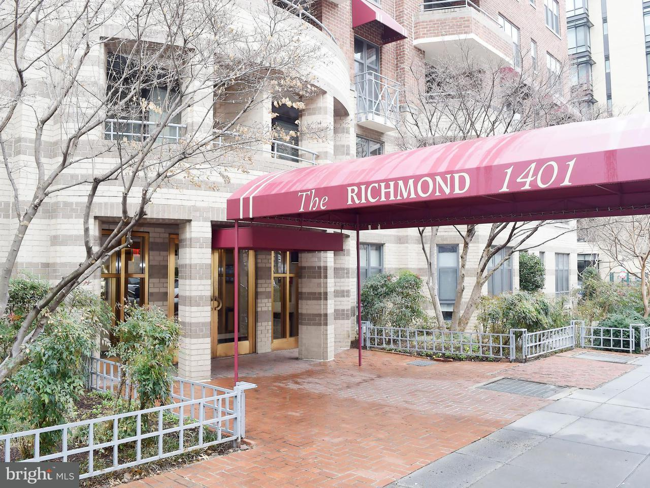 Condominium for Rent at 1401 17th St NW #307 Washington, District Of Columbia 20036 United States