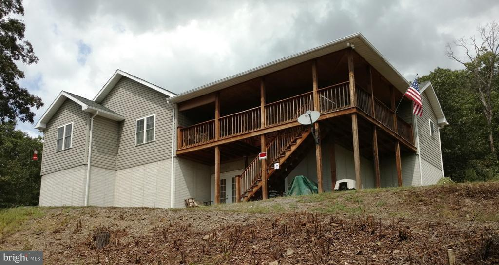 Single Family for Sale at 1319 Painter Hollow Rd Fort Ashby, West Virginia 26719 United States