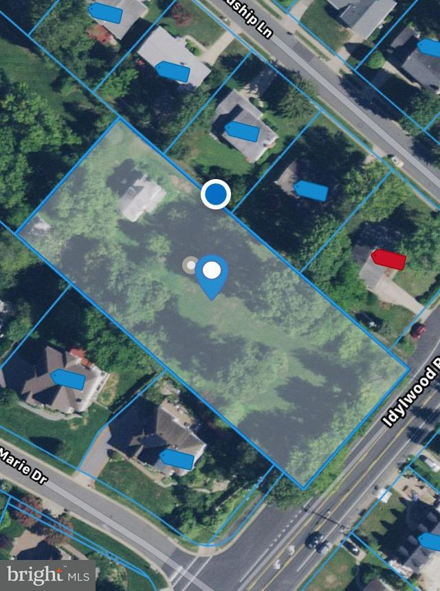 Land for Sale at 7072 Idylwood Road 7072 Idylwood Road Falls Church, Virginia 22043 United States
