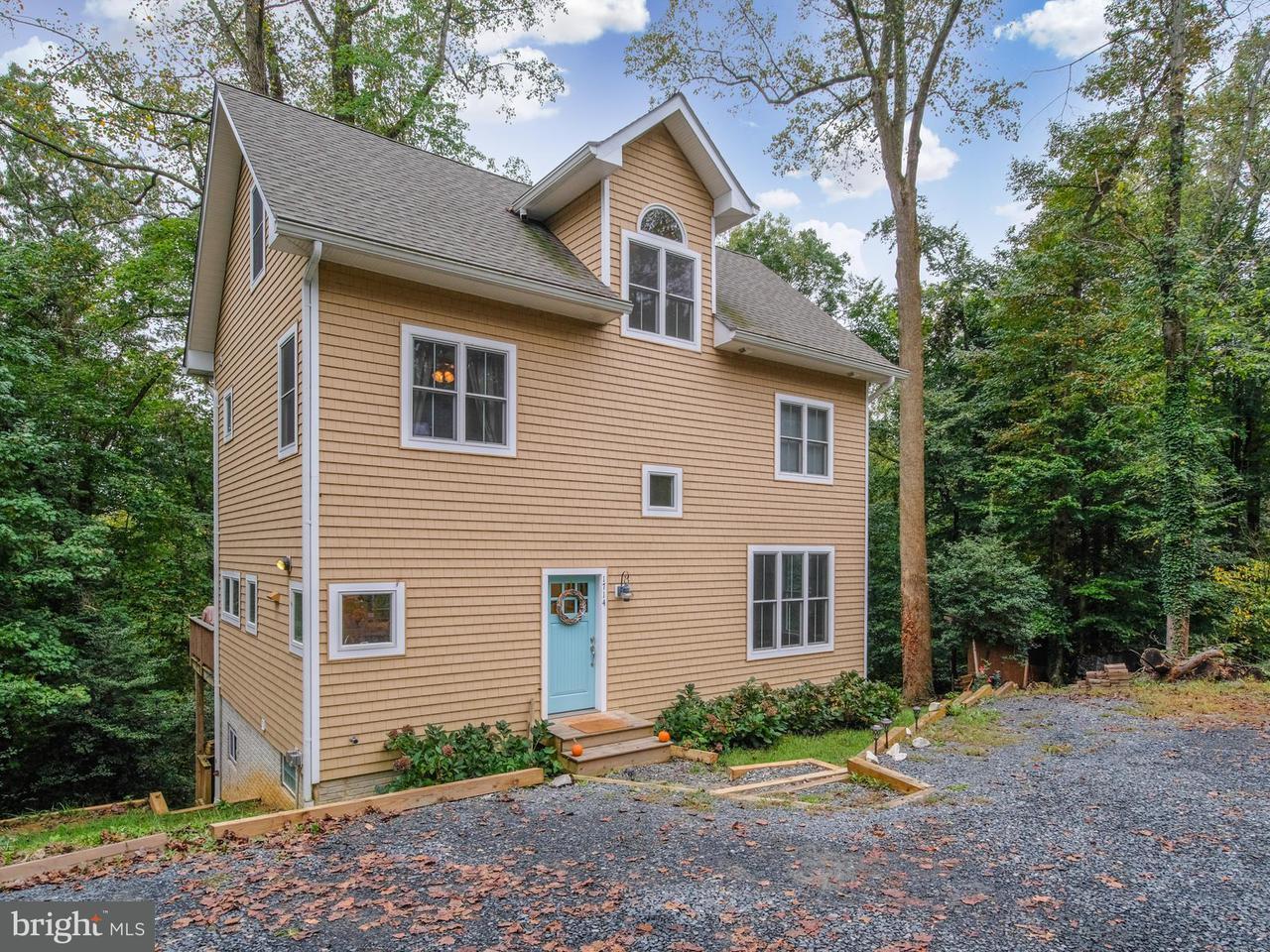 Vivienda unifamiliar por un Venta en 1714 Roydon Trail 1714 Roydon Trail Annapolis, Maryland 21401 Estados Unidos