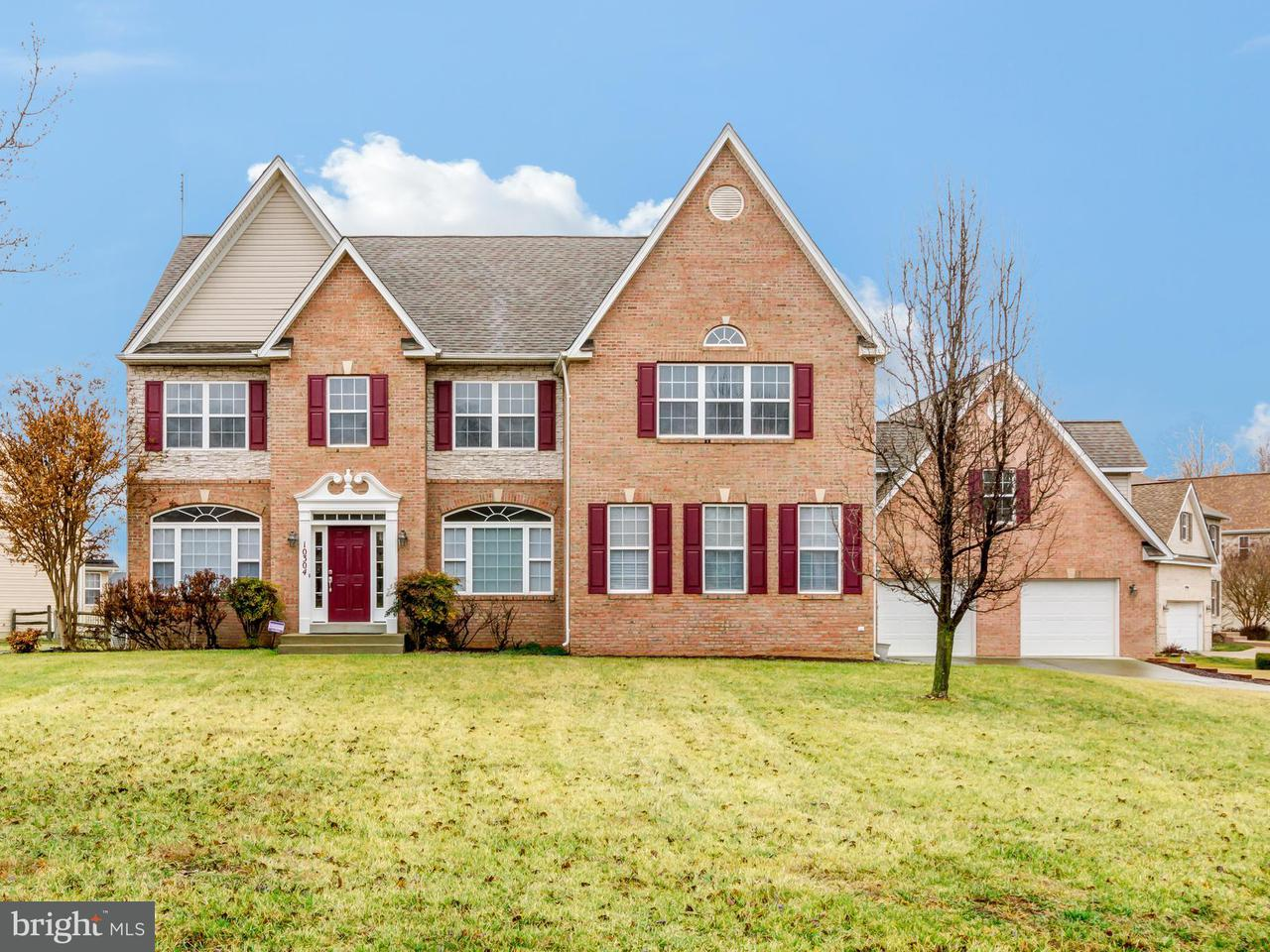 獨棟家庭住宅 為 出售 在 10304 Sarah Landing Drive 10304 Sarah Landing Drive Cheltenham, 馬里蘭州 20623 美國