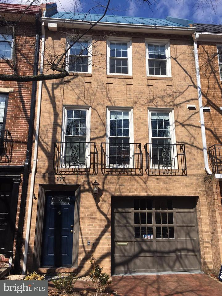 Other Residential for Rent at 117 Princess St Alexandria, Virginia 22314 United States