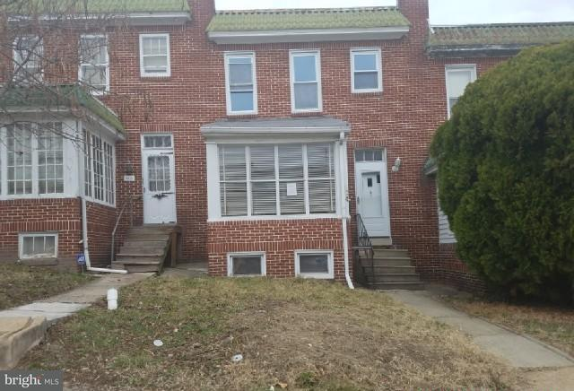 Single Family for Sale at 614 Radnor Ave Baltimore, Maryland 21212 United States