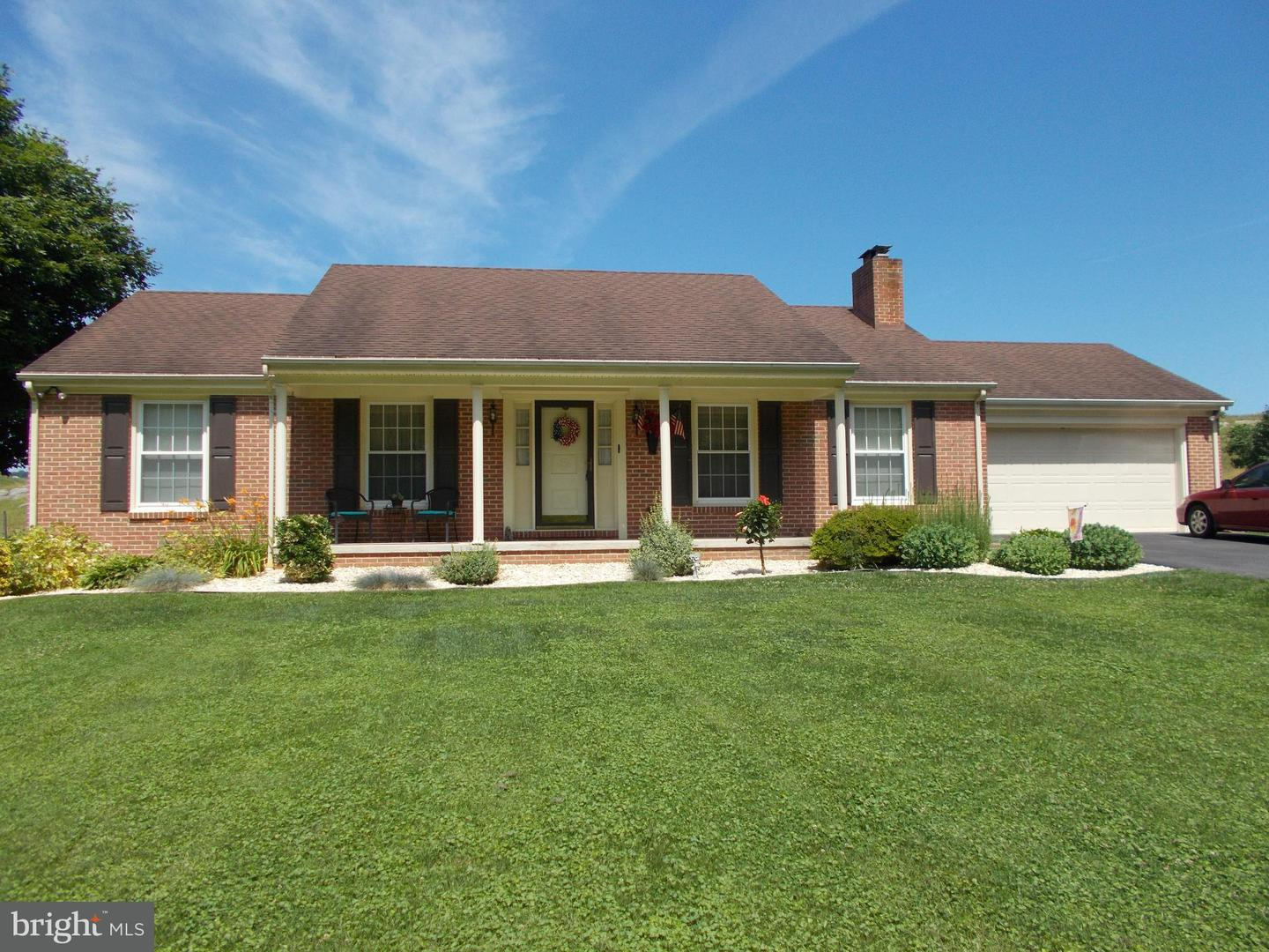 Single Family for Sale at 11916 Big Spring Rd Clear Spring, Maryland 21722 United States