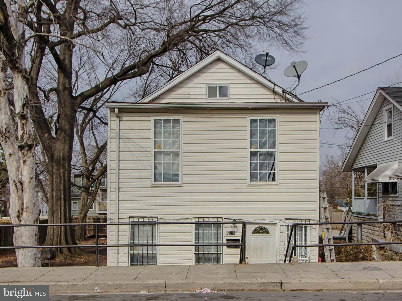 Single Family for Sale at 4116 Gault Pl NE Washington, District Of Columbia 20019 United States