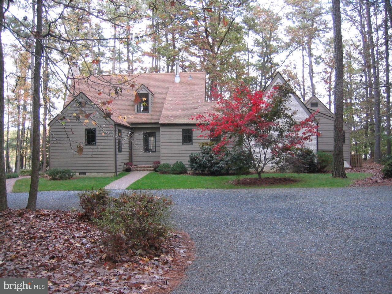 Einfamilienhaus für Verkauf beim 7309 Bozman Neavitt Road 7309 Bozman Neavitt Road Bozman, Maryland 21612 Vereinigte Staaten