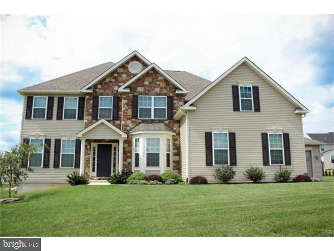 Single Family Home for Sale at 1196 LEAFWING Place Macungie, Pennsylvania 18031 United States