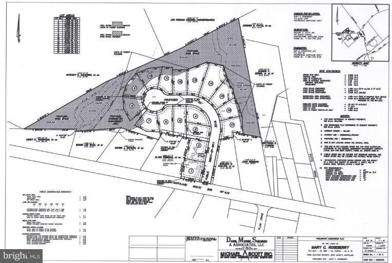 Land for Sale at Lambs Meadow Rd Worton, Maryland 21678 United States
