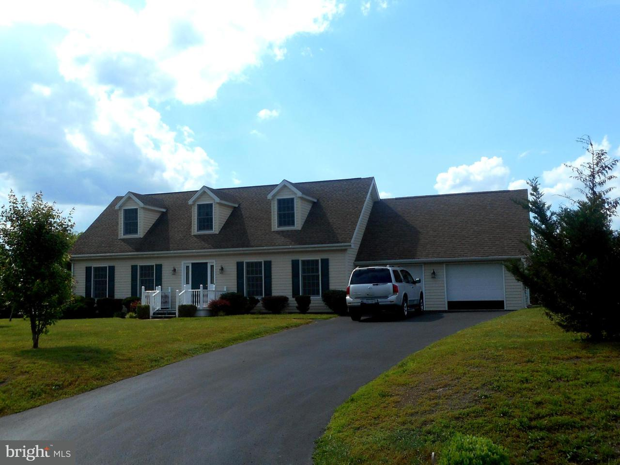 Single Family for Sale at 210 Eden Terris Springfield, West Virginia 26763 United States