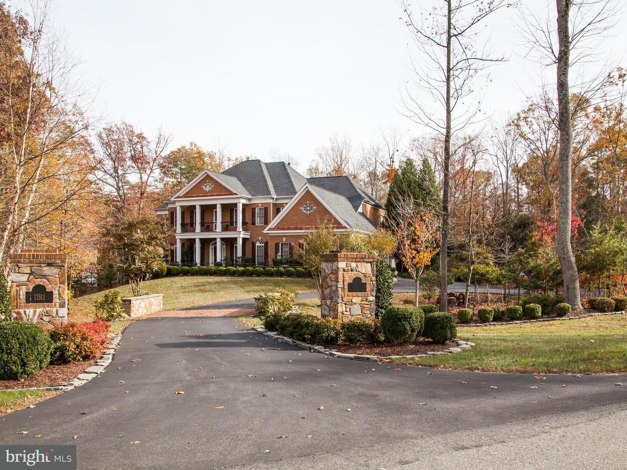 一戸建て のために 売買 アット 11511 Balmartin Court 11511 Balmartin Court Spotsylvania, バージニア 22553 アメリカ合衆国