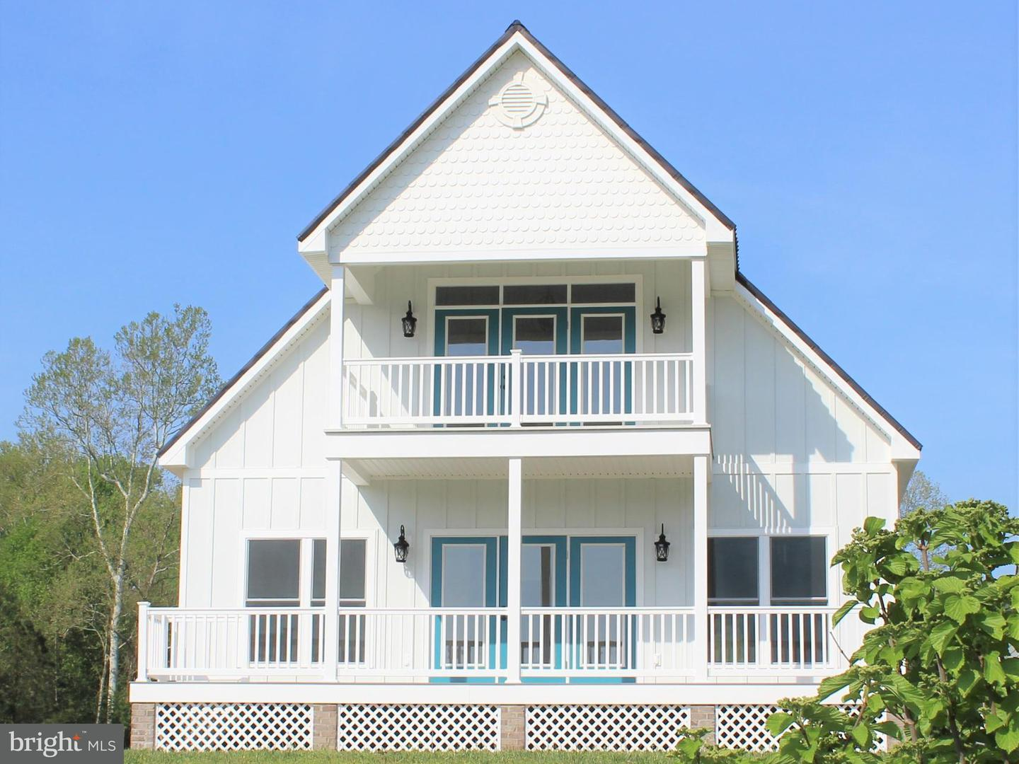 Single Family for Sale at 35 Grandview Lane Warsaw, Virginia 22572 United States