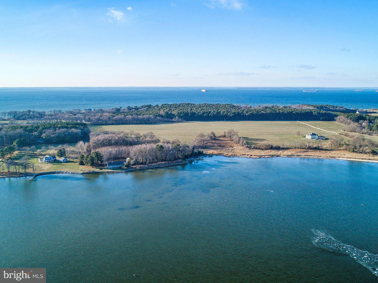 Land for Sale at Lot 7 Kent Point Road Lot 7 Kent Point Road Stevensville, Maryland 21666 United States